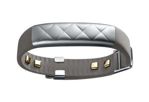 re:Store — Купить Браслет Jawbone UP 3 серебристый по цене 12990 руб.