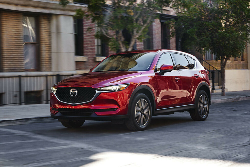 Cx-5 Executive crossover