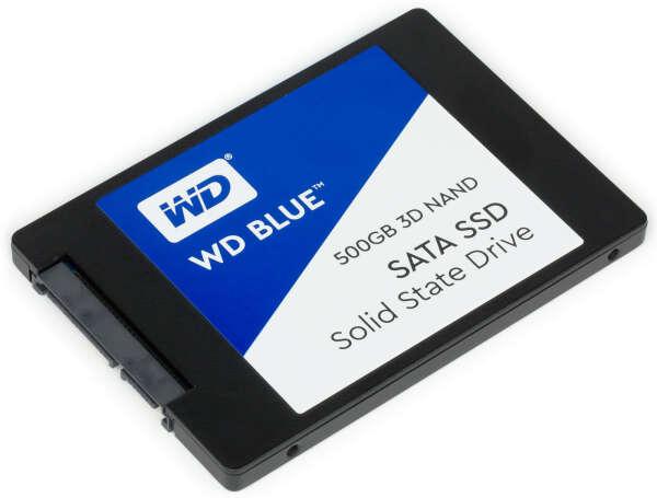 SSD-диск на 500ГБ