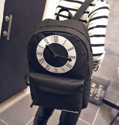 """Рюкзак """"Часы"""""""