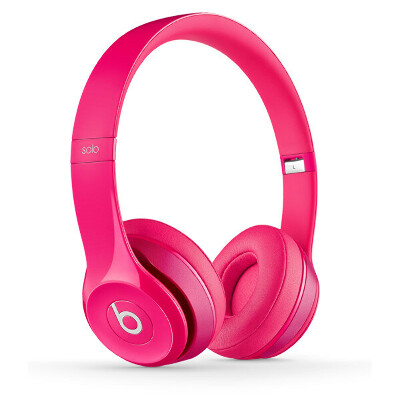 Наушники накладные Beats Solo 2 Pink
