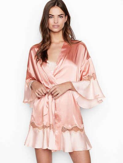 Flounce Robe - Victoria's Secret - vs