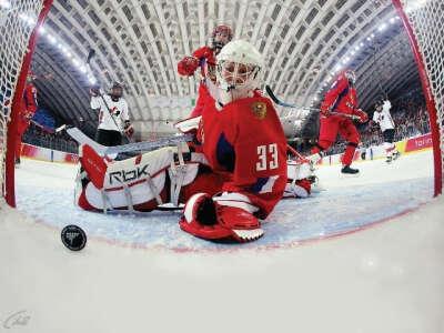 Сходить на хоккей