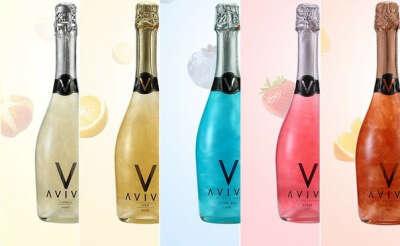 Сверкающее вино AVIVA