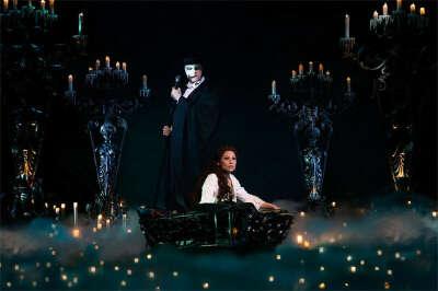 Хочу посетить мюзикл 'Призрак Оперы'