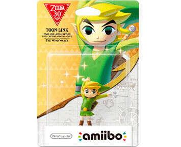 Купить amiibo Toon Link The Wind Waker [коллекция The Legend of Zelda] в Москве или с доставкой в интернет-магазине Видеоигр Нет