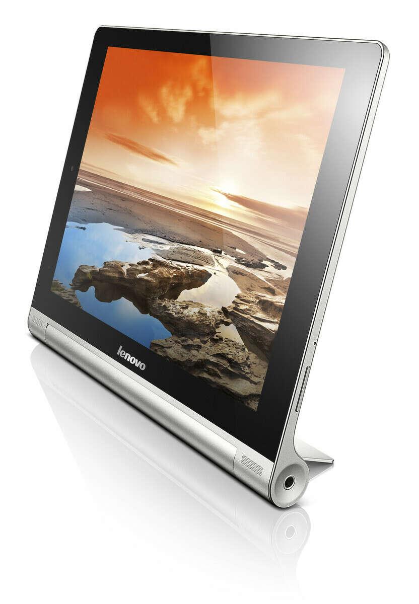Lenovo Yoga Tablet 10 32Gb 3G (серебристый)