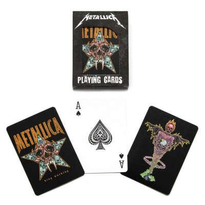 карты - Metallica