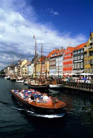 Поехать в Данию