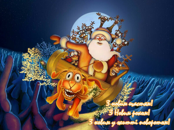 хочу счастливый новый год!! )))