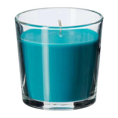 СИНЛИГ Ароматическая свеча в стакане - IKEA