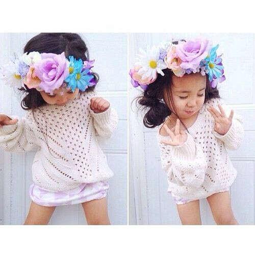 Красивую дочь:3