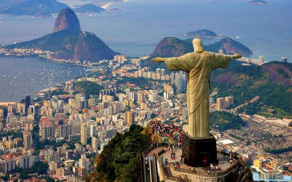 Посетить Рио-Де-Жанейро, Бразилия