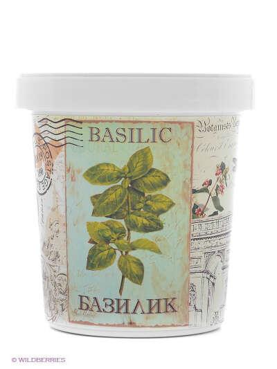 Набор для выращивания Базилик, Rostokvisa