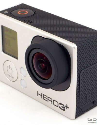 GoPro HERO3+ Black Edition - GoHero - Аксессуары и видеокамеры GoPro