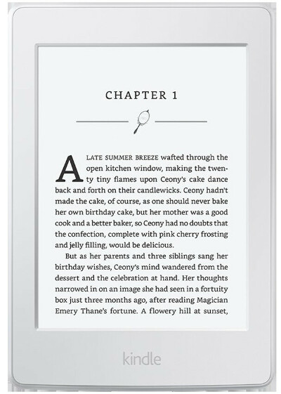 Amazon Kindle PaperWhite 4 (2015) Special Offer White