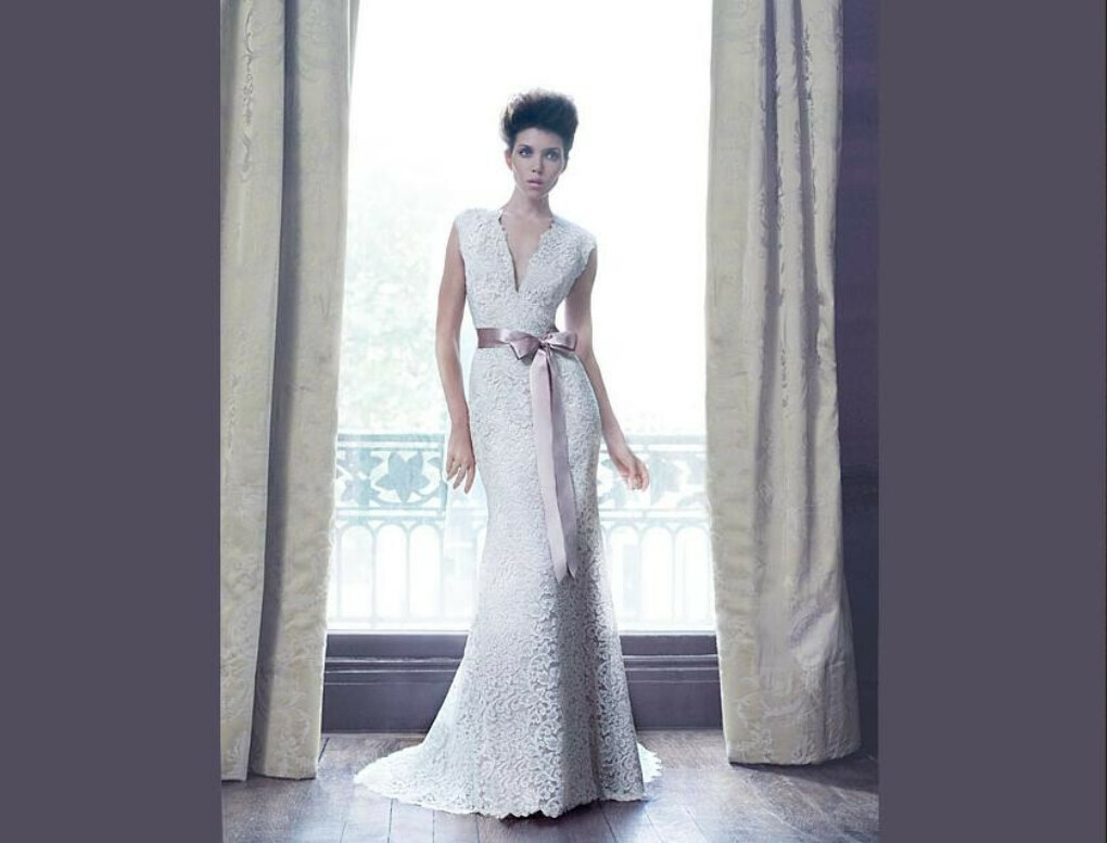Radiance by Suzanne Neville Wedding Dress