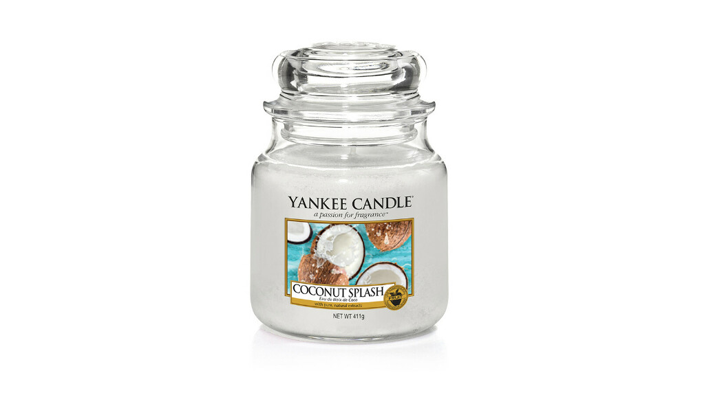 Свеча Yankee Candle с кокосом