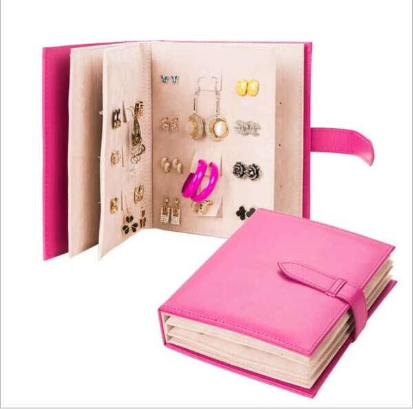 Книга для сережек