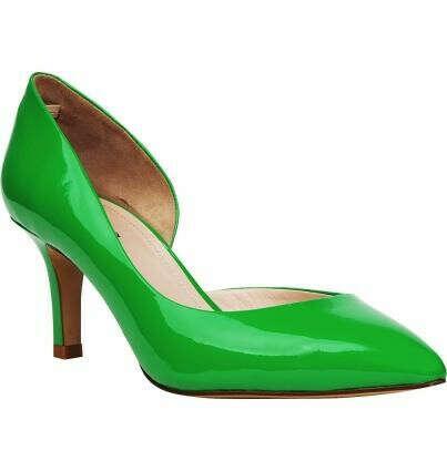 Туфли RiaRosa артикул RR1348-01 green-15L