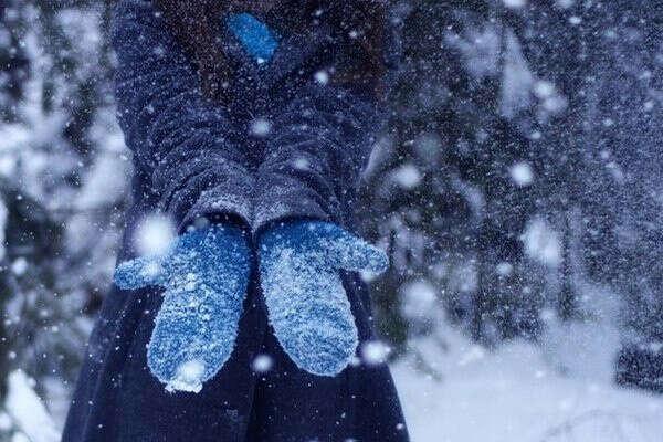Хочу зиму чудесную, снежную