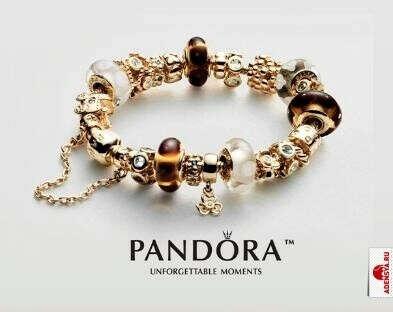 Хочу браслет Pandora