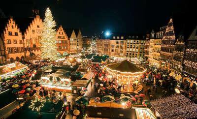 Провести волшебно Рождество в Европе
