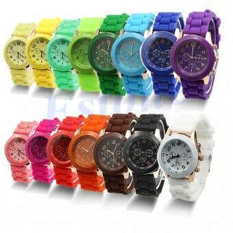 Часы силиконовые geneva