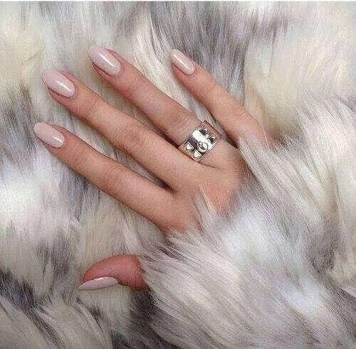 Крепкие ногти)