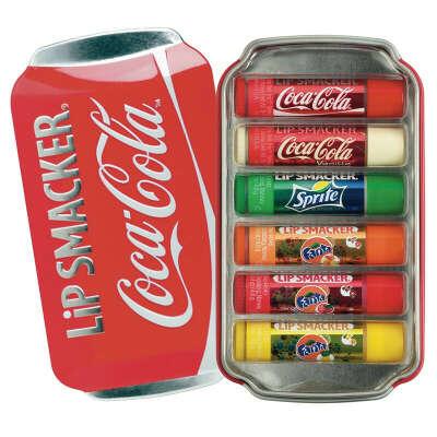 Подарочный набор Coca Cola  LIP SMACKER