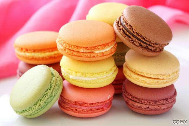 Попробовать Macarons