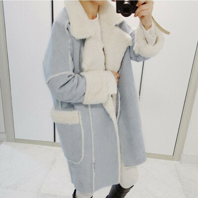 огромное пальто