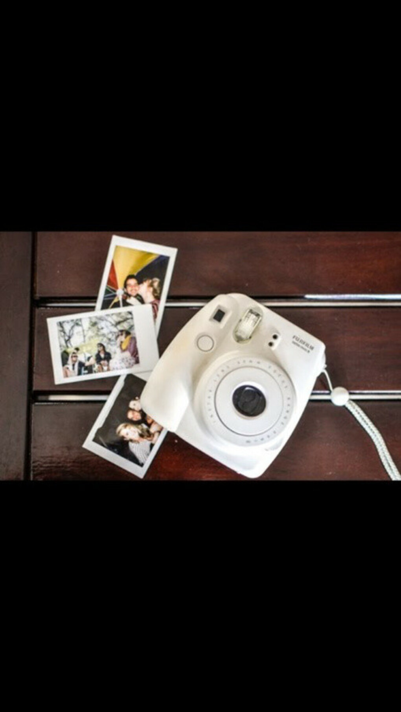 Фотоаппарат мгновенной печати Fujifilm Instax Mini 8