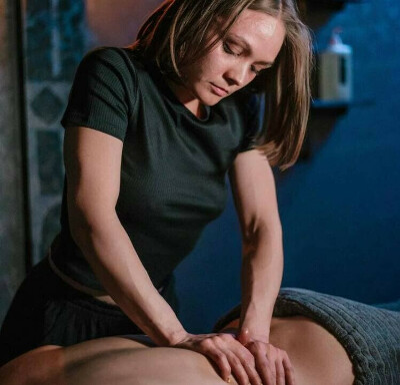 Курс массажа «Ляг спиной»