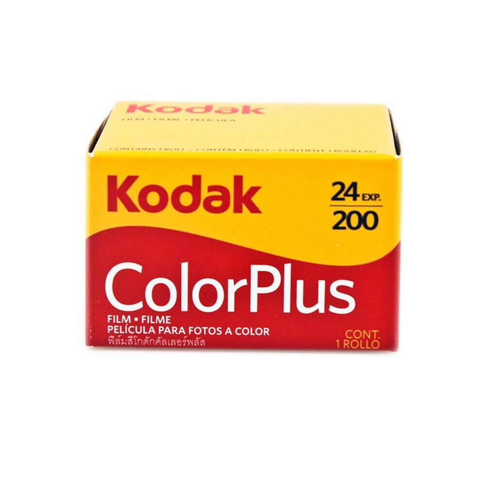 Фотопленка Kodak Color Plus 200/24