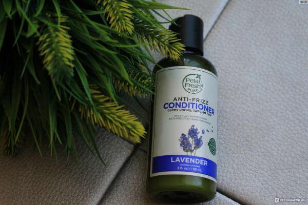 Кондиционер Petal Fresh Pure Anti- Frizz лаванда (475мл)