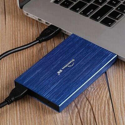 """HDD 2,5 """"внешний жесткий диск 500 Гб/750 Гб/1 ТБ/2 ТБ жесткий диск hd externo disco duro externo жесткий диск"""
