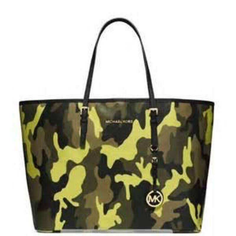 Michael kors camouflage bag