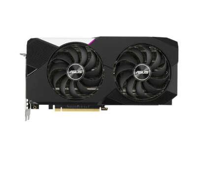 Видеокарта ASUS DUAL GeForce RTX 3070