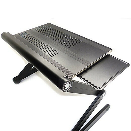 Столик для ноутбука с системой охлаждения
