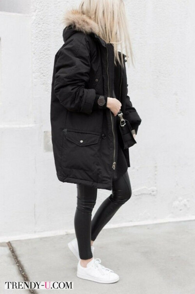 Теплую зимнюю куртку