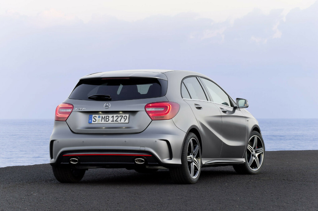 Mercedes-Benz A 250 AMG Sport Package 2012