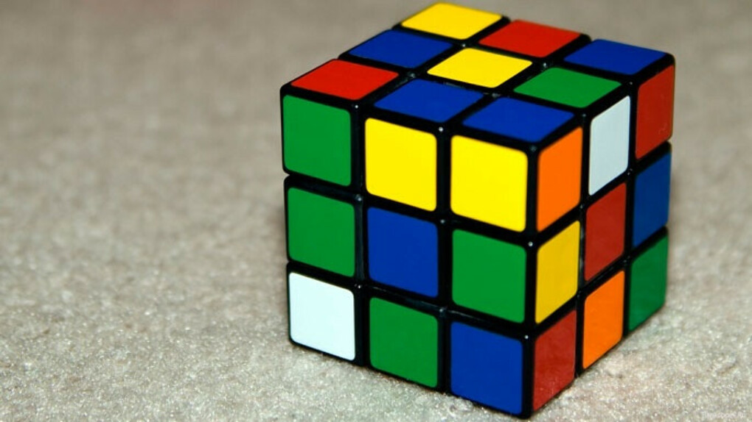Хочу иметь Кубик Рубика