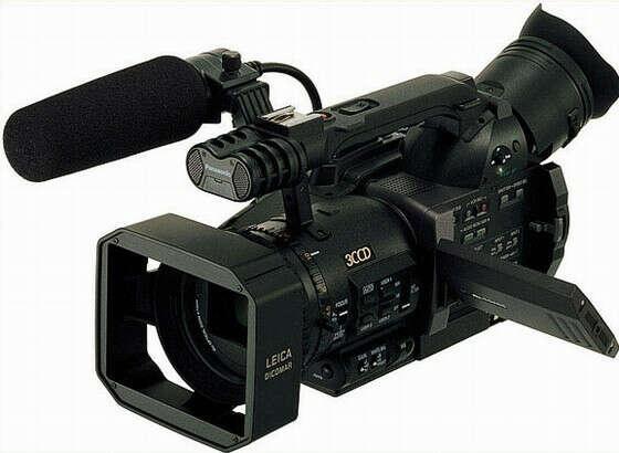 Panasonic AG-DVX100