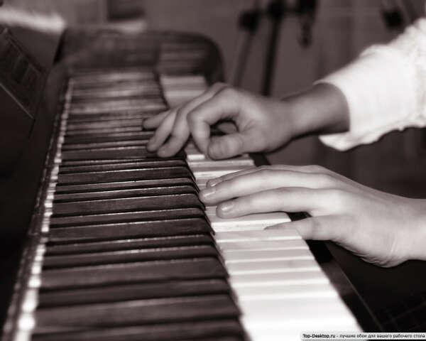 Научиться играть лунную сонату Бетховена на пианино