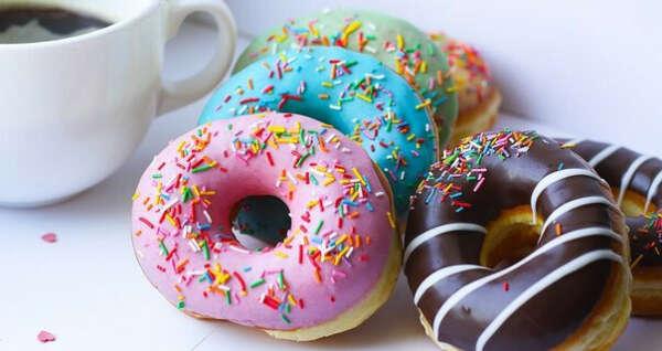 Я хочу пончиков :з