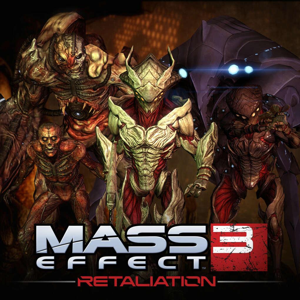 Набор DLC к Mass Effect 3