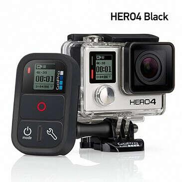 Цифровая видеокамера GoPro HD Hero 4 Black Edition
