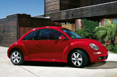 wolksvagen new beetle