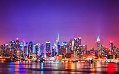 Хочу переехать жить в Нью-Йорк!:)